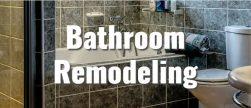 Beautiful bathroom remodeling job in Hattiesburg ms