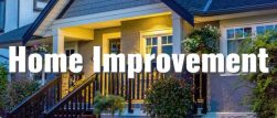 We love to provide handyman home improvement services