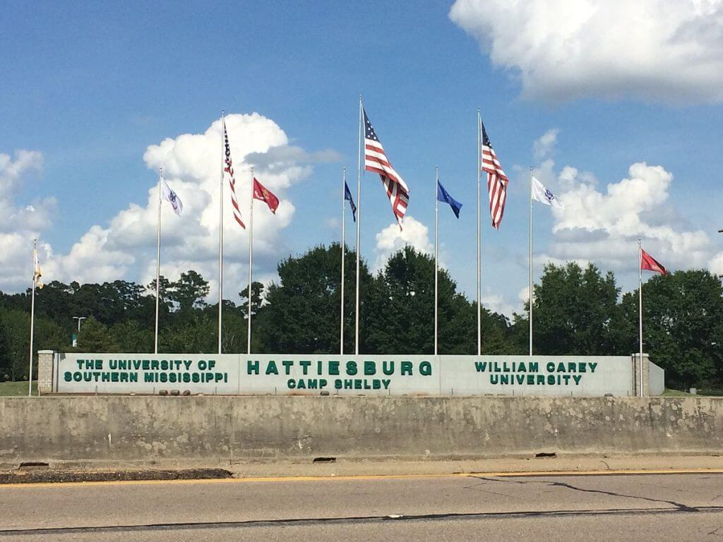 Hattiesburg_Flags